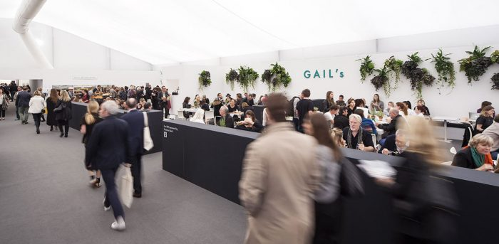 GAILS FRIEZE ART FAIR HOLLAND HARVEY ARCHITECTS