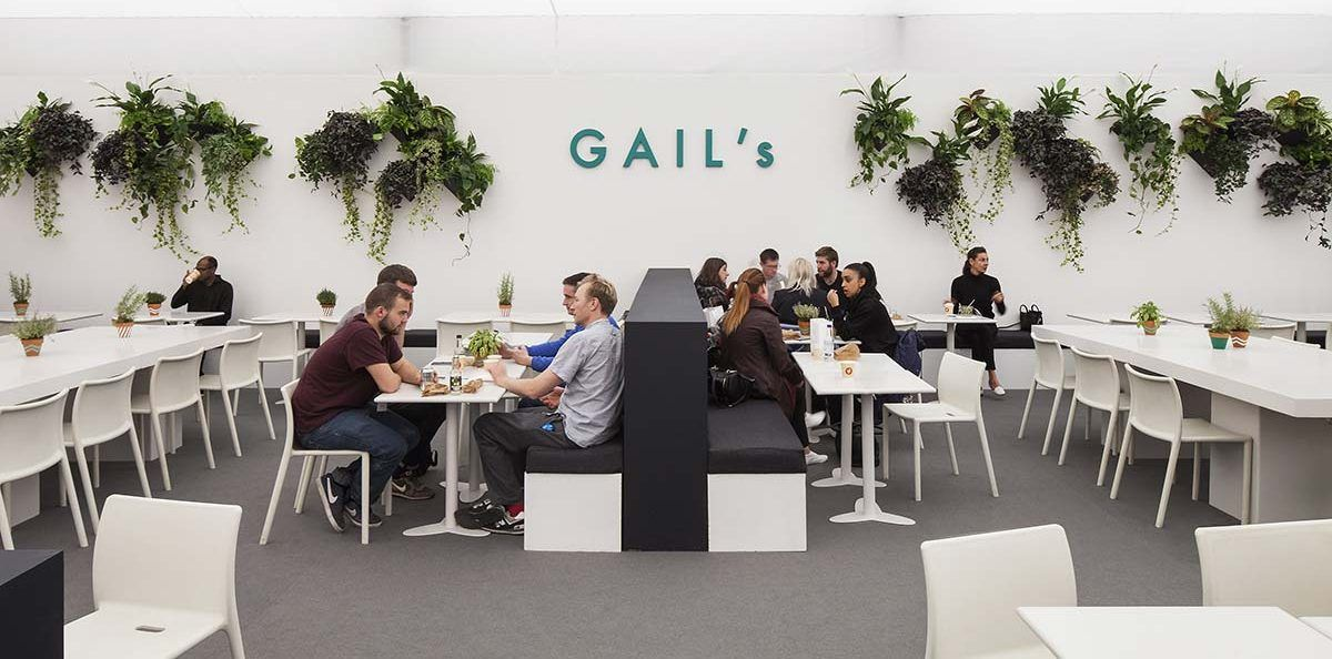 GAILS FRIEZE ART FAIR HOLLAND HARVEY ARCHITECTS