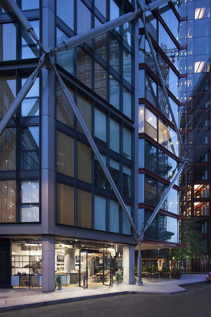 GAILS NEO BANKSIDE HOLLAND HARVEY ARCHITECTS