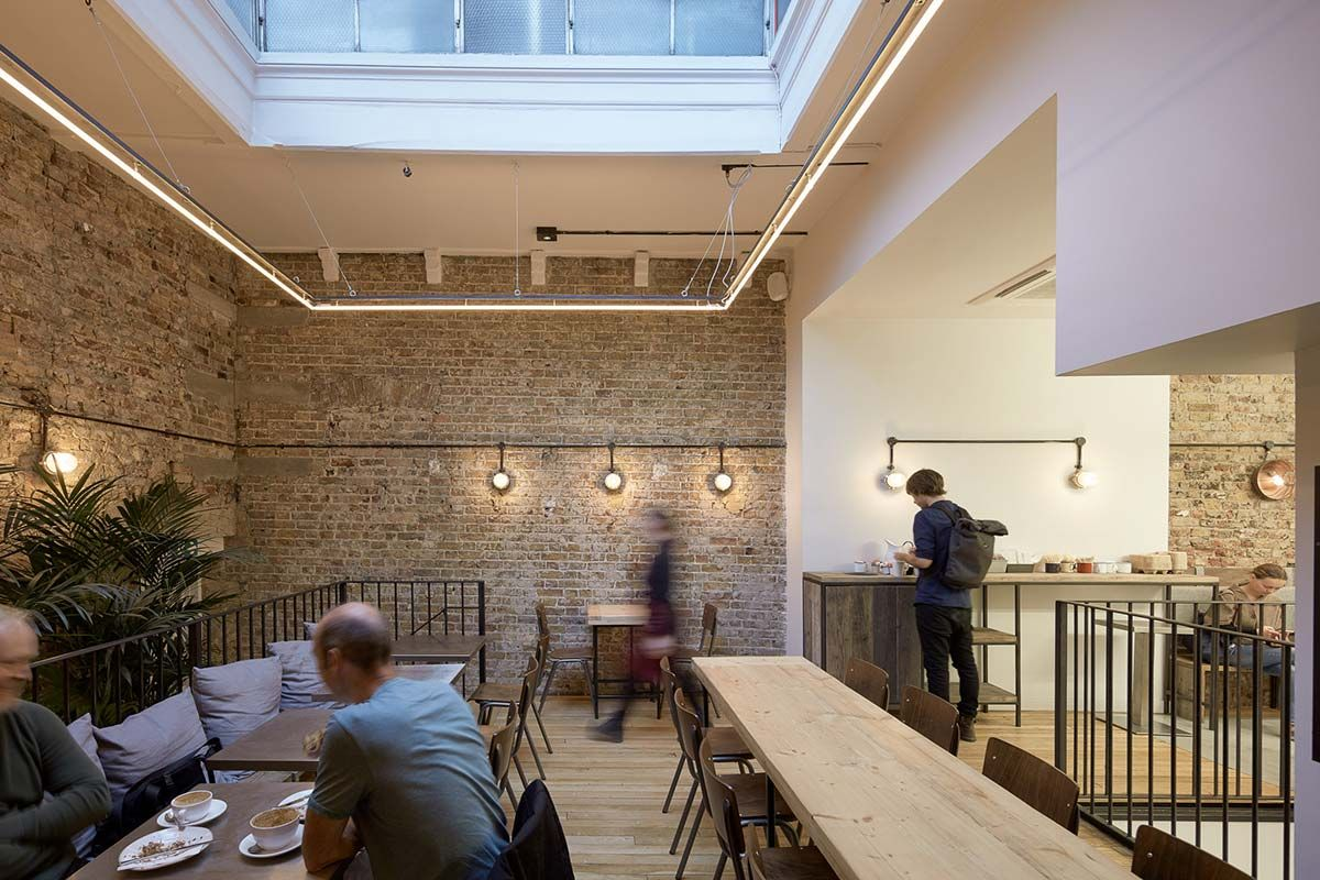 GAILS CHURTON STREET HOLLAND HARVEY ARCHITECTS